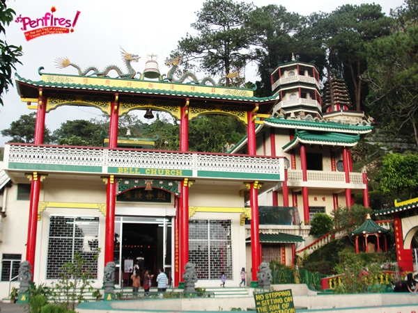 Bell Church Baguio City Chinese Temple