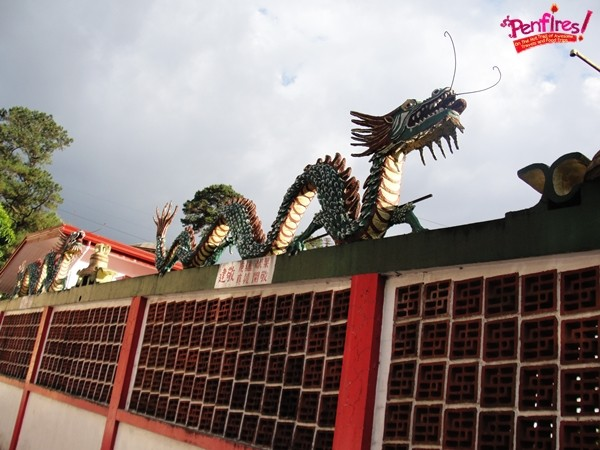 Baguio Bell Church Dragons