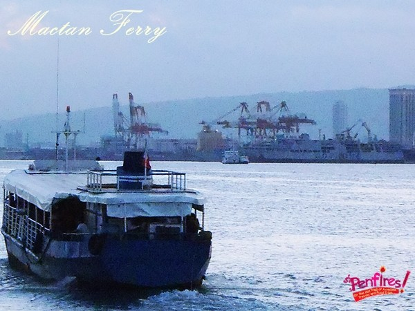 Mactan Ferry from Opon