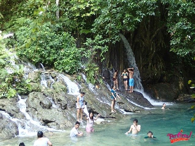 Third Falls Kawasan