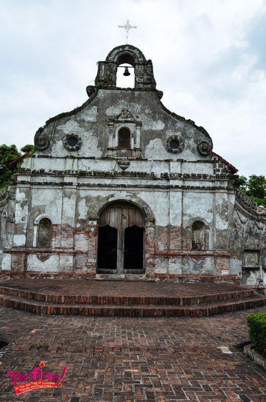 chapel underground cemetery