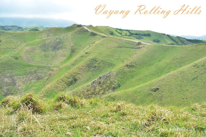 Batanes rolling hills