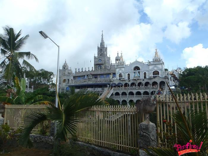 Simala Monastery in Cebu