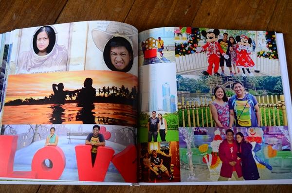 Photobook Philippines layout