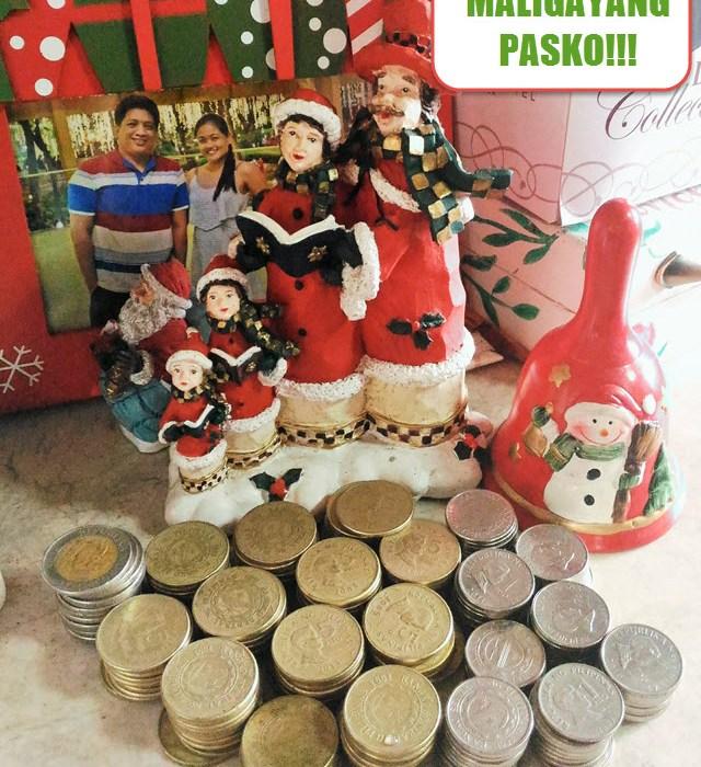 Paskong Pinoy sa Liliw – Ready na pang-aguinaldo sa mga bata :D