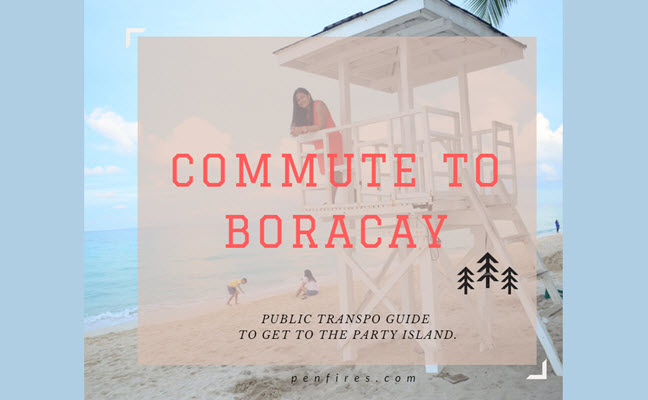 transport to Boracay Island - Commuting Guide