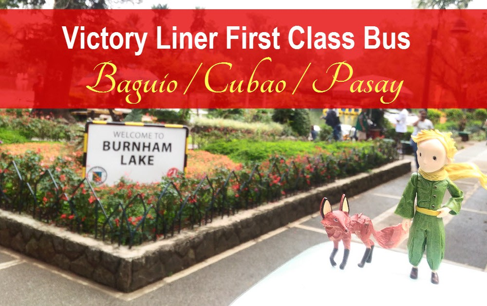 BUS SCHEDULES: Victory Liner First Class Baguio / Cubao / Pasay Terminals