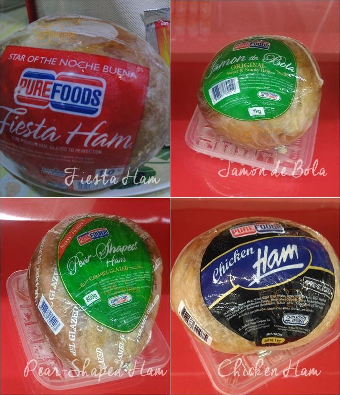 christmas hams prices purefoods