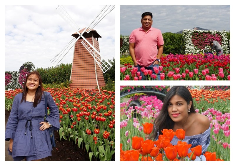 taichung flower farm tour