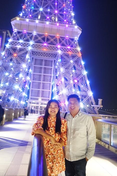 parisian macao eiffel tower