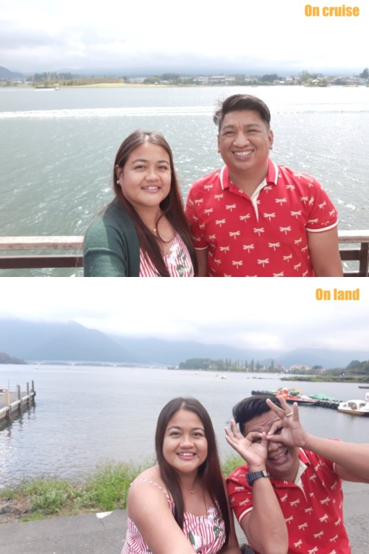 Lake Kawaguchiko Cruise