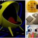 Pac Man Furniture untuk Para Penggemar Pac Man Game