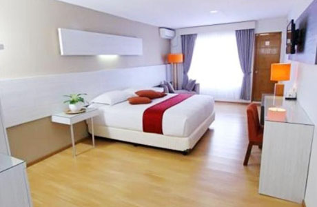 Accordia Dago Hotel - www.traveloka.com