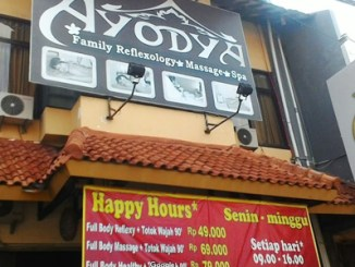 Ayodya Spa Jogja - @Ayodya Family Reflexology Massage Spa