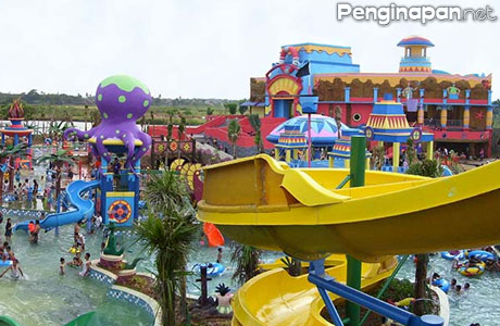 Citra Raya Water World - travelspromo.com