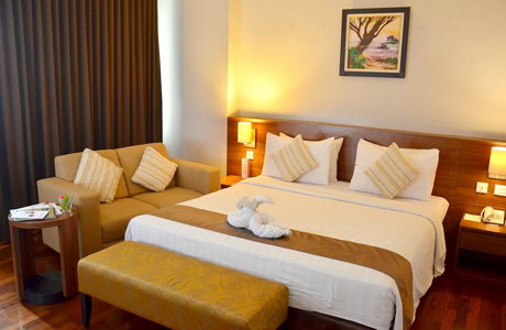 Grand Cakra Hotel Malang - www.booking.com