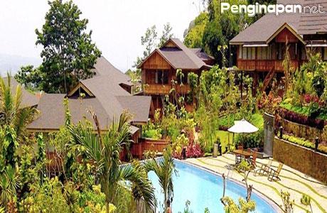 Harga Tiket Untuk Menikmati Fasilitas Kolam Renang Di Jambuluwuk Resort Batu Penginapan Net 2021