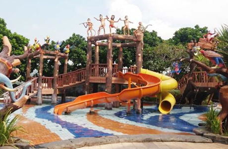 Jungle Toon Waterpark - travelspromo.com