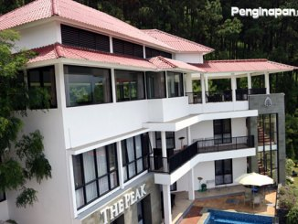 The Peak Villa B Batu