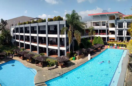Batu Paradise Hotel Resort (sumber: traveloka)