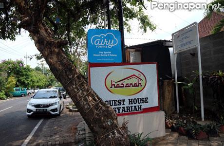 Hasanah Guest House Buring Penginapan Syariah Murah Di Pusat Kota Malang Penginapan Net 2020