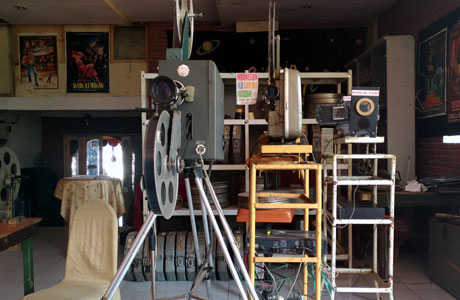 Indonesian Old Cinema Museum (Sabrina Saby via google travel guide)