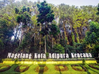 Wisata Magelang (sumber: dream.co.id)