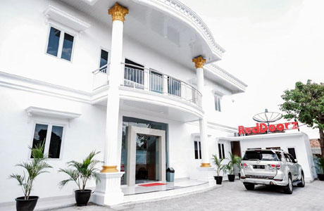 Penginapan di Way Halim, Lampung (sumber: booking.com)