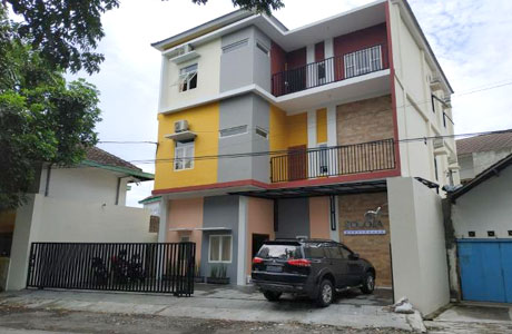 Solota Guest House (sumber: Traveloka)