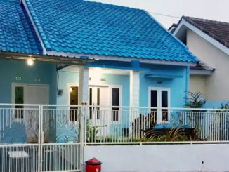 Villa Emerald Batu by Cozy Stay (sumber: traveloka)