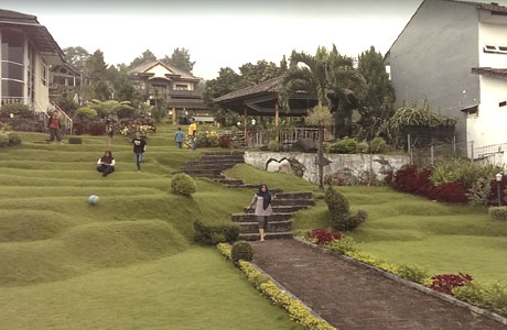 Villa Gendut (google map)