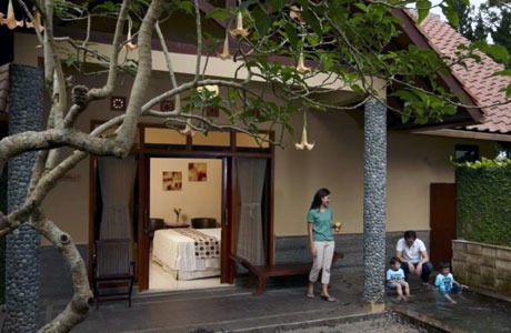 Villa Gracia Spa & Resort (sumber: khaosanroad.com)