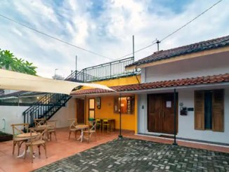 Wonderloft Hostel Yogyakarta (sumber: traveloka)