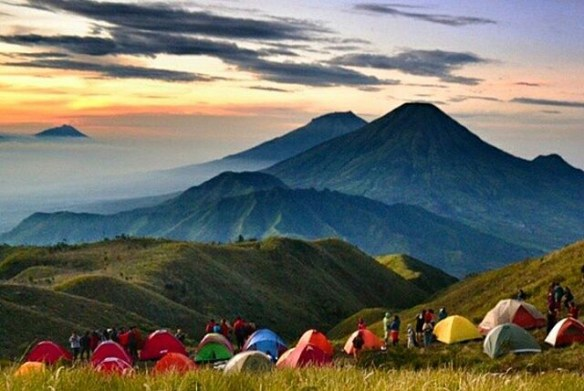 Camping Gung Prau