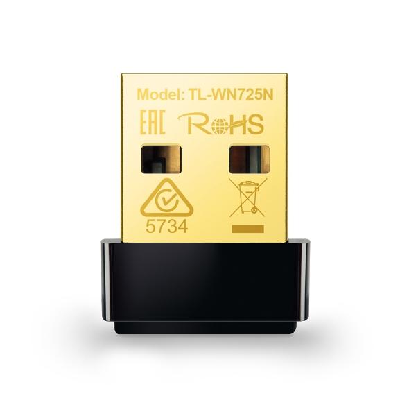 TP-LINK 150Mbps Wireless Nano-USB Adapter