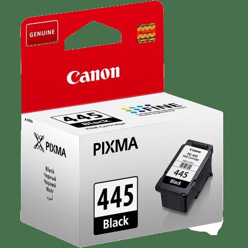 Canon PIXMA-445 Black Ink Cartridge