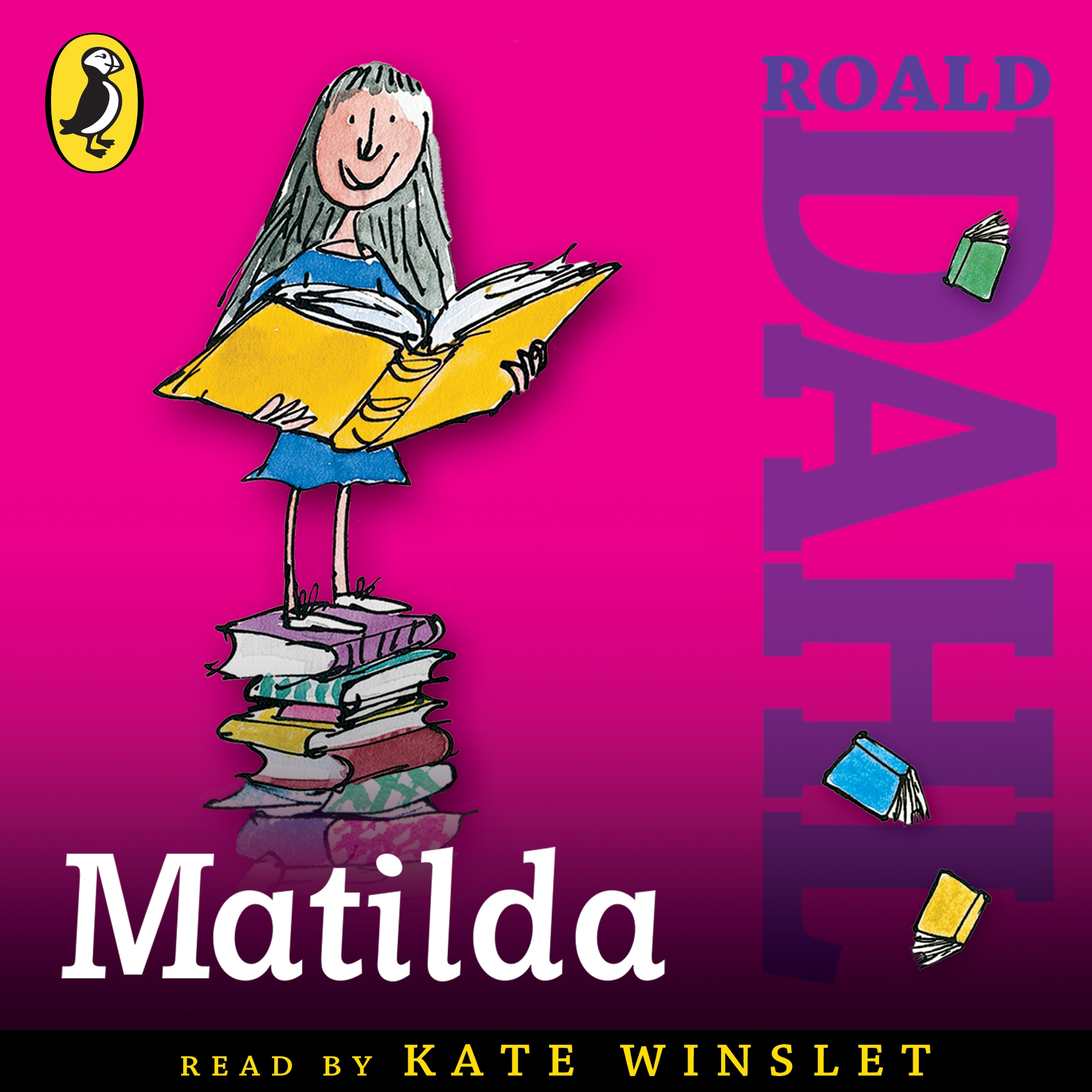 Roald Dahl Audiobooks A New Way To Tell Your Favourite