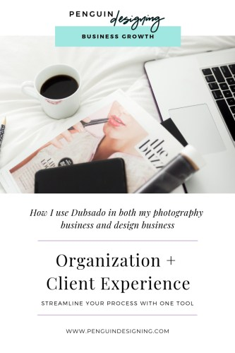 The exact steps I use to keep my leads organized and give a better client experience with Dubsado
