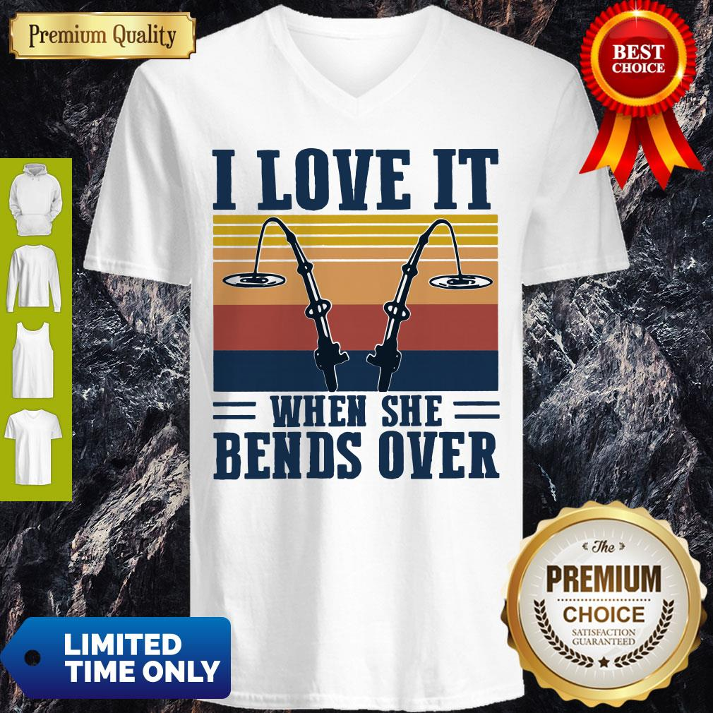 Download Fishing I Love It When She Bends Over Vintage Shirt ...