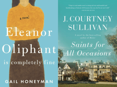 Eleanor Oliphant Is Completely Fine     Penguin Random House Library     May 2017 LibraryReads List Announced