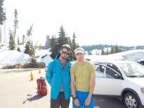 Sad Faces: no Rainier summit