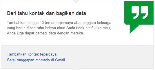 berikan data kepada teman
