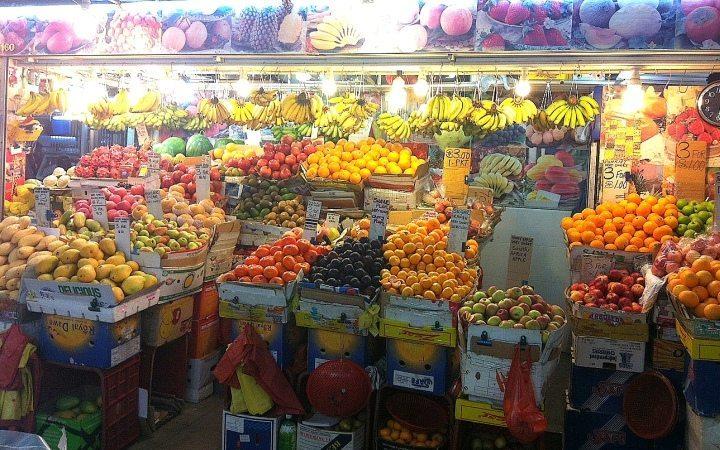 pasar buah