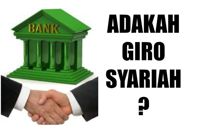 giro bank syariah