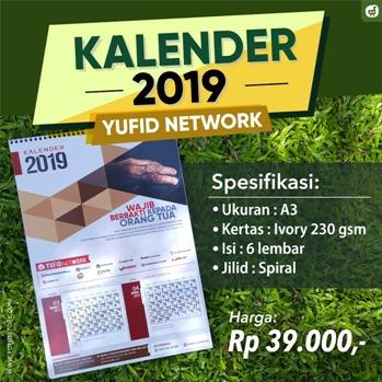 Kalender 2019 Yufid