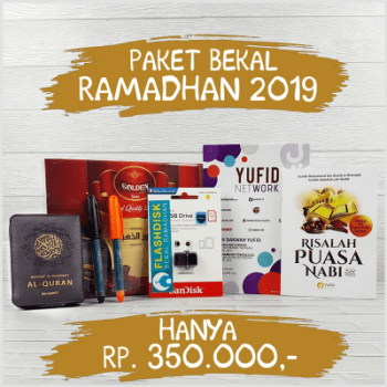 Paket bekal ramadhan 2019