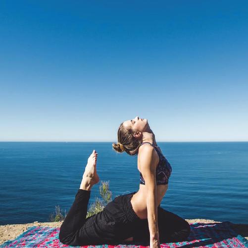 Esprit et corps: expérience de bien-être