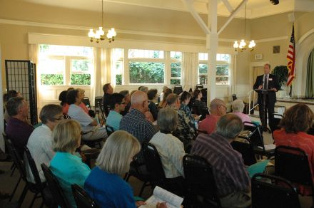 Point Loma Democratic Club Meeting - May 18, 2014