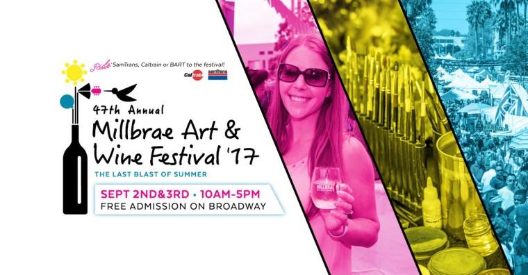 47th Millbrae Art & Wine Festival