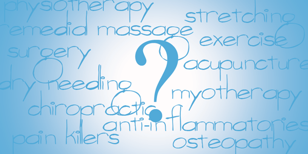 Best treatment for Pain and Injuries